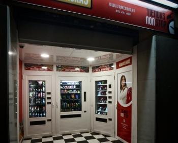 Nueva tienda #abierto25horas , en la localidad de TARRASA , Barcelona.