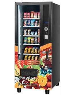 Maquina expendedora de Snacks y Bebidas modelo Eravending Premium Mini