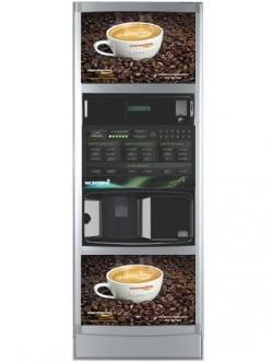 Maquina expendedora de café modelo Eravending Coffee B2CUPS
