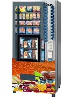 Maquina expendedora de snacks, bebidas y helados modelo Eravending Multiproducto New