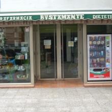 Expendedora de Parafarmacia situada en la Parafarmacia Bustamante en Bilbao
