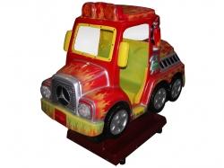 Recreativo infantil camión de bomberos.