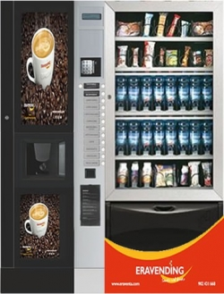 Maquina cafetería Automatica B400