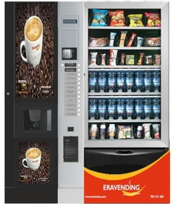Maquina cafetería Automatica B600