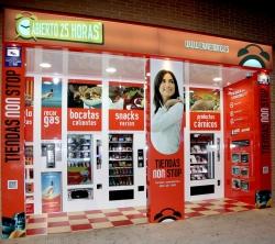 Tienda Automática Abierto 25 Horas en Ejea de los Caballeros