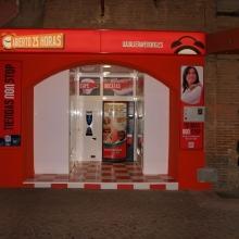 Tienda Automática Abierto 25 Horas en Valencia Don Juan - León