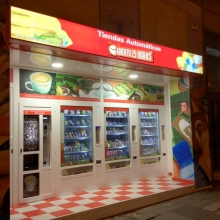 Tienda Automática Abierto 25 Horas en Aviles - Principado de Asturias