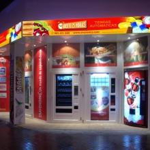 Tienda Automática Abierto 25 Horas en Ponferrada - León