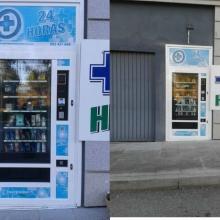 Expendedora de Parafarmacia ubicada en la Farmacia en Las Rozas - Madrid
