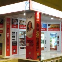 Tienda Automática Abierto 25 Horas en Calle Pintor Zuloaga 17-19, esquina Alonso Cano - Cadiz