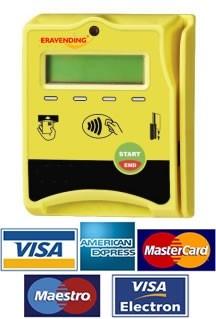 Modulo de pago con tarjetas y móvil.