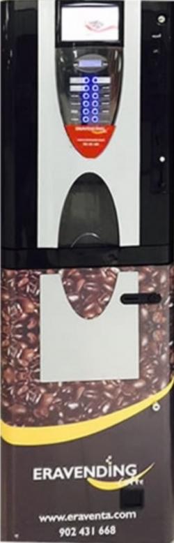 Maquina expendedora de café modelo Eravending Coffee B200