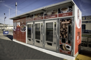 Gasolinera Low Cost - Sin personal - Instala tienda automática