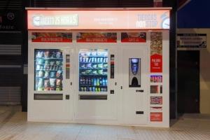 Nueva tienda ABIERTO 25 HORAS , en Boadilla del Monte , Madrid .