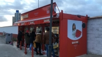 Éxito de ventas de nuestra tienda automática ABIERTO 25 HORAS MÓVIL , en Almagro , Ciudad Real .