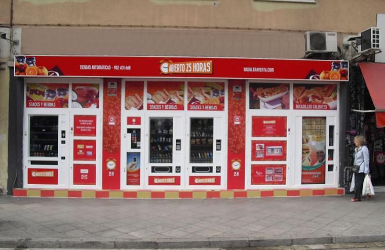 Tienda Abierto 25 Horas Sevilla