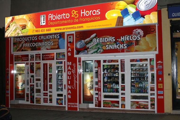 Tienda Abierto 25 Horas en Mas Palomas - Madrid