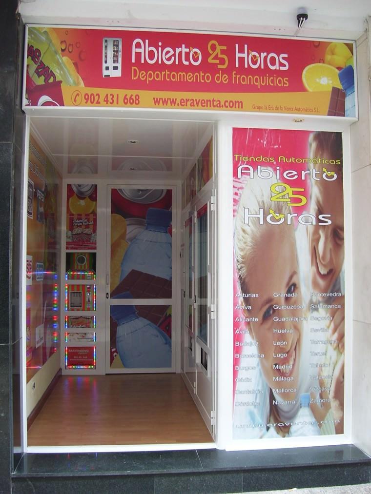 Tienda Abierto 25 Horas en Llanes - Principado de Asturias