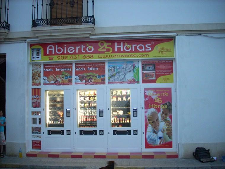 Tienda Abierto 25 Horas en Palma del Rio - Cordoba