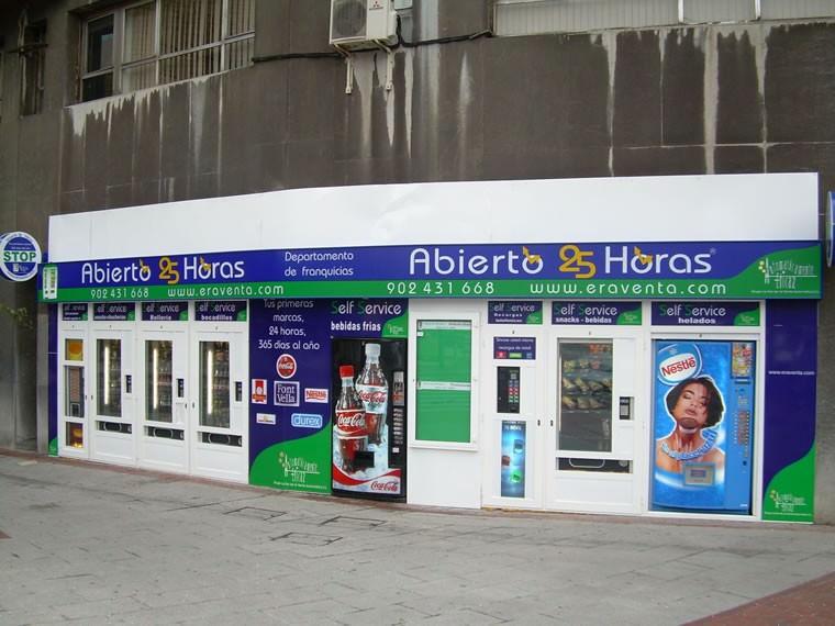 Tienda Abierto 25 Horas Bilbao