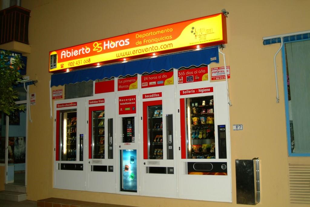 Tienda Abierto 25 horas Utrera - Sevilla