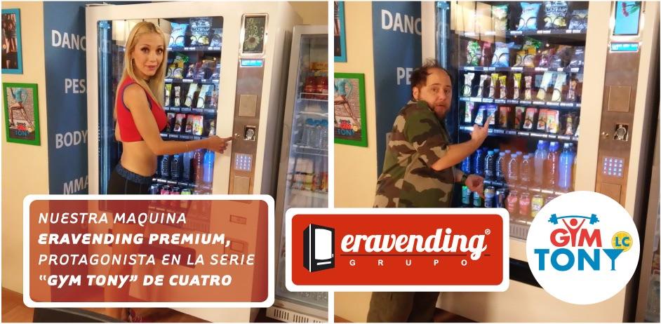 Máquinas Vending en Televisión