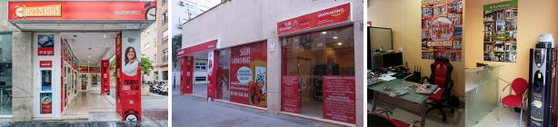 Delegación Andalucía Sur de Máquinas de Venta y Expendedoras