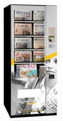 Máquinas Expendedoras de Periódicos y Revistas en Segovia