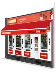 Máquinas Expendedoras Portatiles en Contenedores en Cádiz