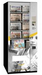 Máquinas Expendedoras de Libros y Revistas