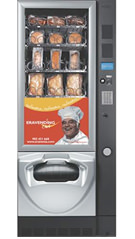Máquinas Expendedoras de Comida Caliente en Melilla