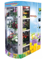 Máquinas Expendedoras de Flores y Regalos en Cádiz