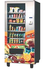 Máquinas Expendedoras de Snacks, Bebidas y Chuches en Ceuta