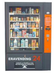 Expendedoras Supermercado Automático 24 Horas en Almería