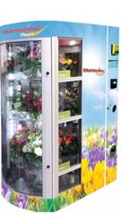 Máquinas Expendedoras de Flores y Regalos